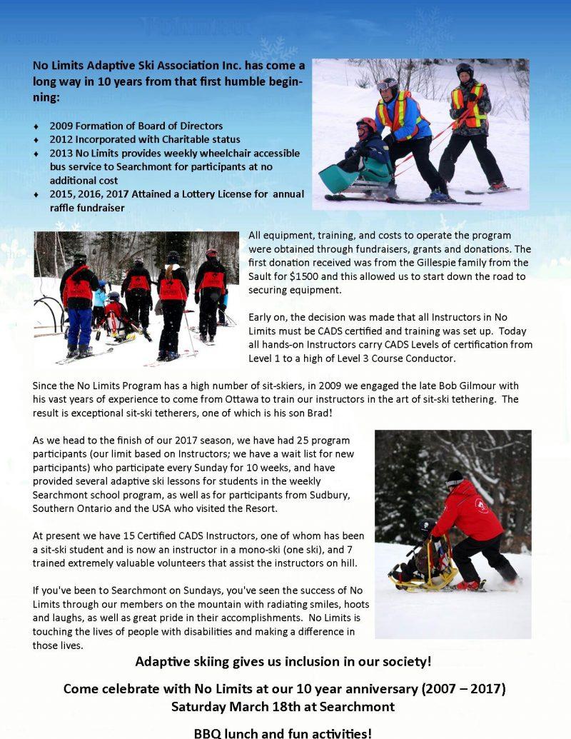 NL 2 Newsletter 10 yr anniversary 03 2017